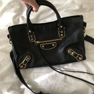 Pre owned balenciaga purse